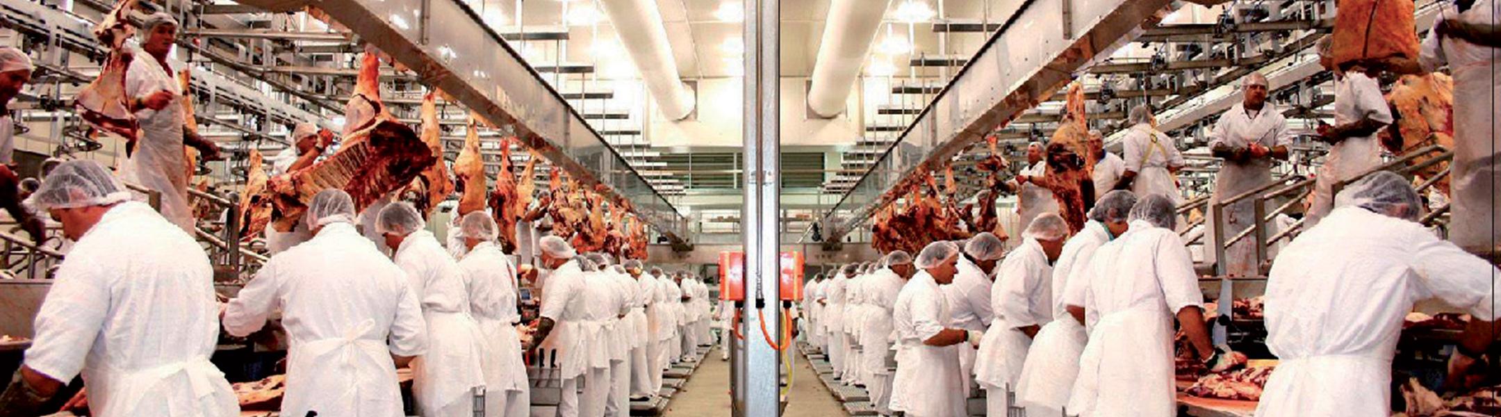 pavimentazioni industria alimentare della carne