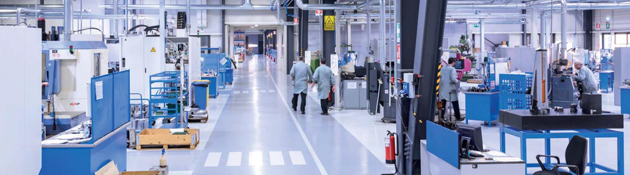 pavimentazioni industria meccanica