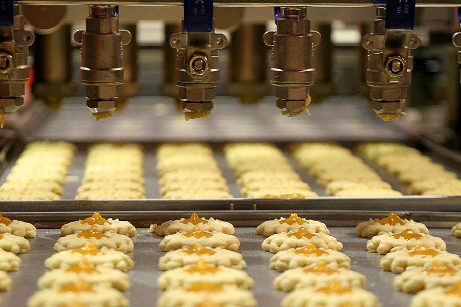 pavimentazioni industria prodotti da forno
