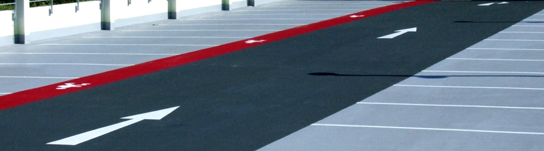 pavimentazioni in resina parcheggi autorimesse