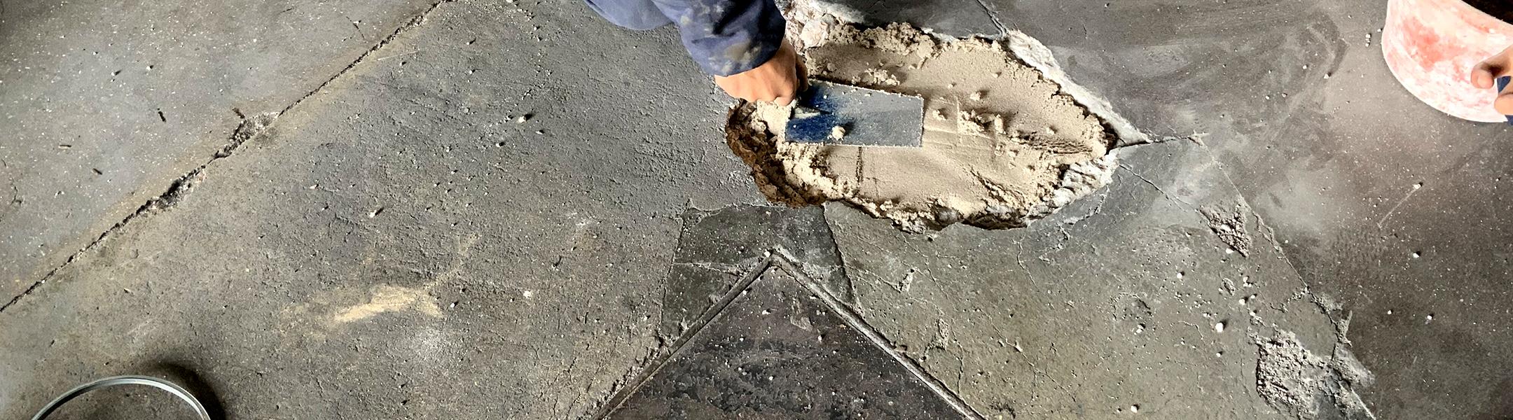 kit riparazione pavimentazioni industriali